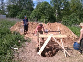 Глубокий колодец - стоит ли копать глубокий колодец?